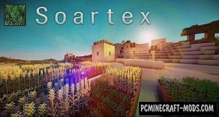 Soartex Fanver 64x Resource Pack For Minecraft 1.16.4, 1.16.3