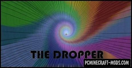 The Dropper Map For Minecraft
