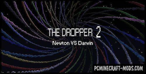 The Dropper 2 Map For Minecraft