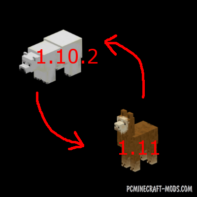 CompatLayer Mod For Minecraft 1.11.2, 1.10.2