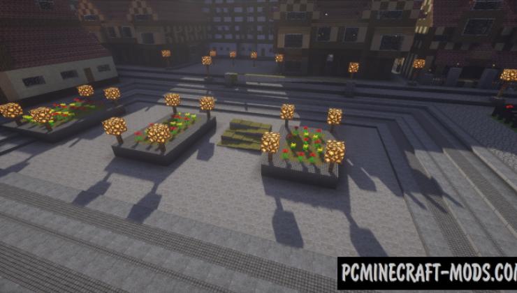 Traffic Stuff - Decor Mod For Minecraft 1.10.2, 1.9.4