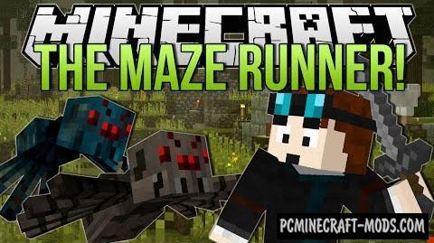 The Maze Runner Map For Minecraft