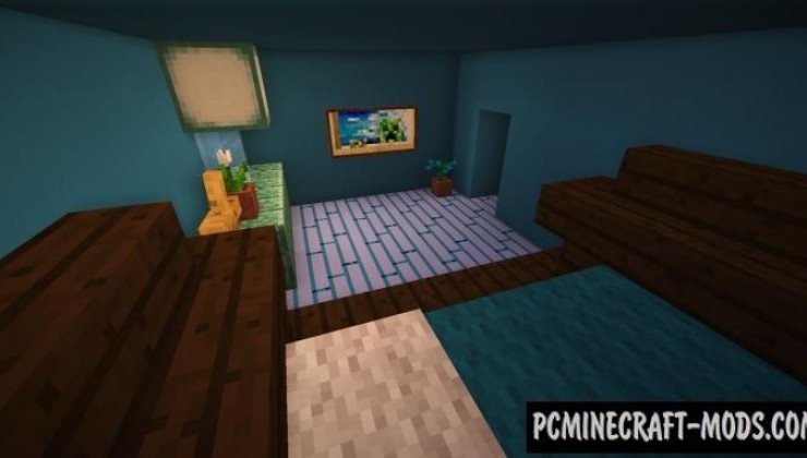 Undertale - Mobs, Blocks Mod For Minecraft 1.10.2, 1.9, 1.8.9