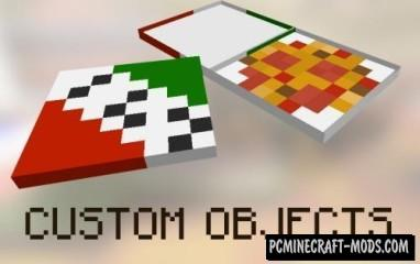 Custom Head Objects Map For Minecraft