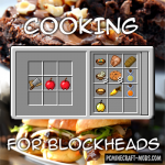 Extra Food Mod For Minecraft 1.11.2, 1.10.2, 1.7.10