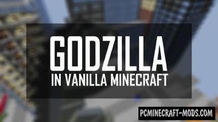 Godzilla Map For Minecraft