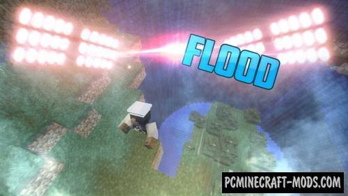 Minecraft Flood - Minigame Map For Minecraft