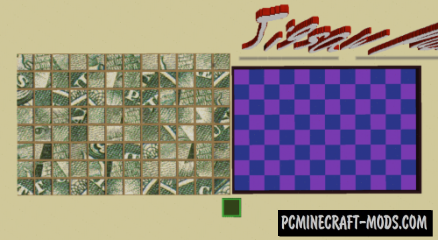 Jigsaw Puzzles - Minigame Map For Minecraft