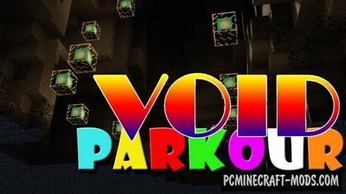 Void Parkour Map For Minecraft