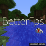 RecordFPS Mod For Minecraft 1.7.10