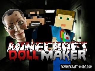 The Doll Maker Map For Minecraft