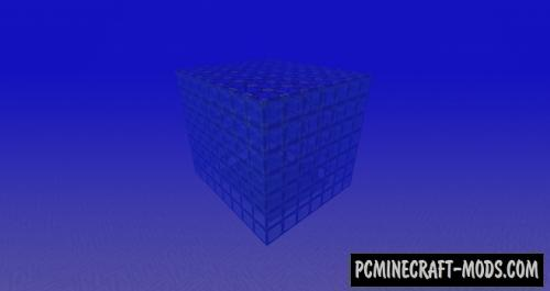 The Caged: Underwater Survival Map For MC