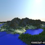 Berinon Range Map For Minecraft