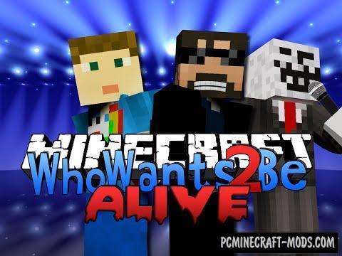 100 Ways To Die In Minecraft Minigame Map