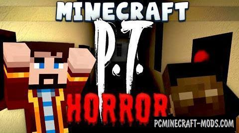 P.T. Silent Hills Horror Map For Minecraft