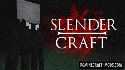 Slendercraft Resource Pack For Minecraft 1.8.9, 1.8
