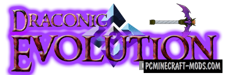 Draconic Evolution Mod For Minecraft 1.12.2, 1.11.2, 1.10.2, 1.7.10
