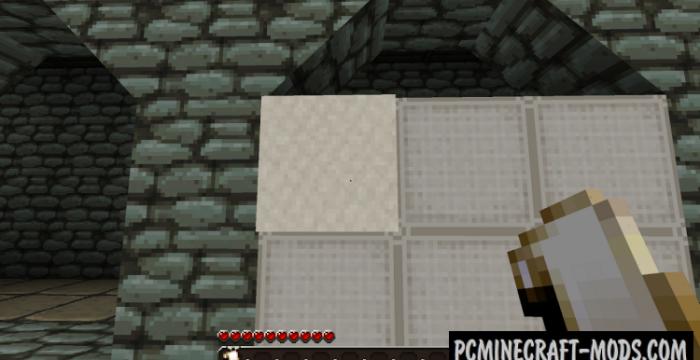 Wallpaper - Decorative Mod For Minecraft 1.8.9, 1.7.10