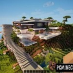 Xalima Map For Minecraft