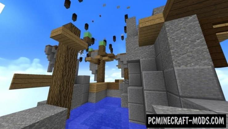 LaFourchette Challenge - Parkour Map For Minecraft