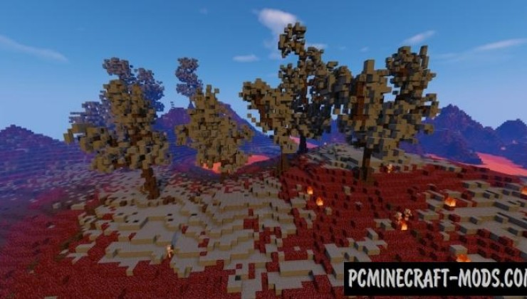 Deathless Light Map For Minecraft