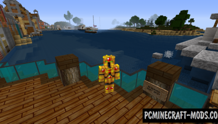 Mixcraft HD 32x Texture Pack For Minecraft 1.16.5, 1.16.4, 1.15
