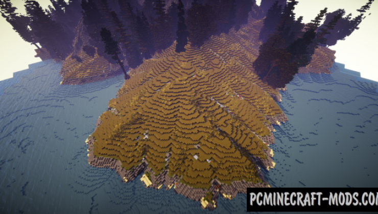 Little island Map - Survival For Minecraft