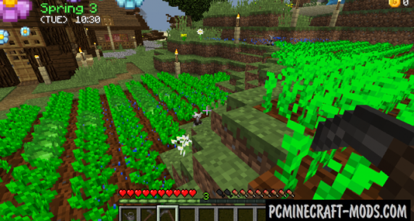 Harvest Festival Mod For Minecraft 1.10.2