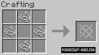 Fishing Net Mod For Minecraft 1.12.2, 1.11.2, 1.10.2, 1.7.10