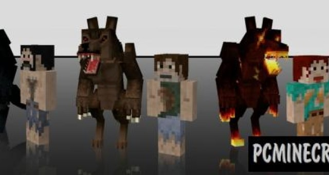 Mo Creatures Mod For Minecraft 1.10.2, 1.8.9, 1.7.10
