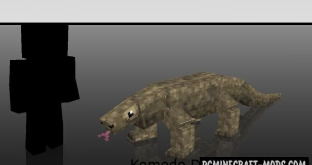 Mo Creatures Mod For Minecraft 1.12.2, 1.10.2, 1.8.9, 1.7.10