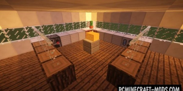 MasterChef - Food Mod For Minecraft 1.8.9, 1.7.10