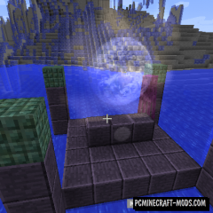 Elemental Dimensions Mod For Minecraft 1.12.2, 1.11.2, 1.10.2