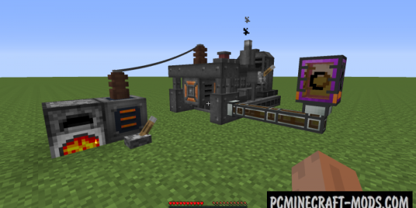 Immersive Engineering Mod For Minecraft 1.12.2, 1.11.2, 1.10.2, 1.8.9