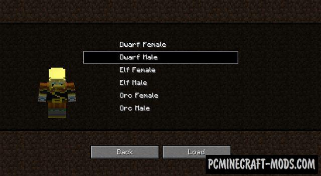 More Player Models 2 Mod For Minecraft 1.12.2, 1.11.2, 1.10.2, 1.7.10