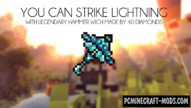 мод на weapons 2 для minecraft 1.7.10 #8