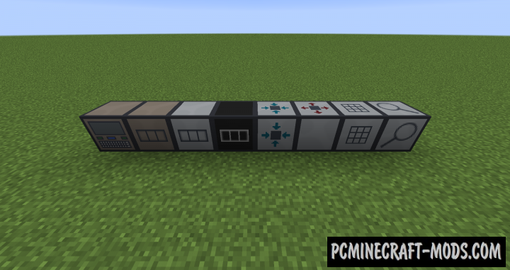EZStorage Mod For Minecraft 1.12.2, 1.11.2, 1.10.2, 1.7.10