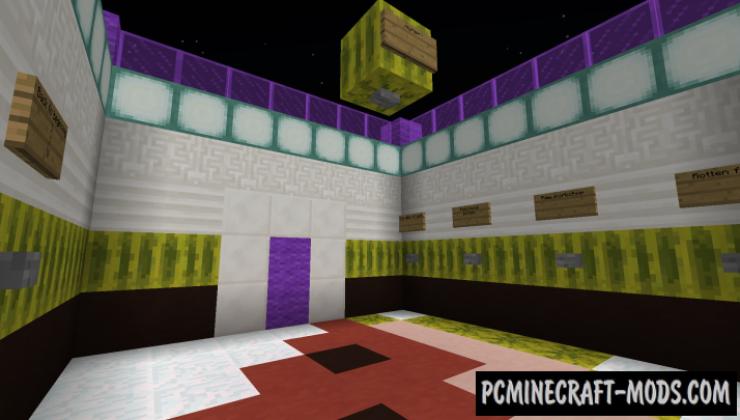 Spectrum - MiniGame Map For Minecraft