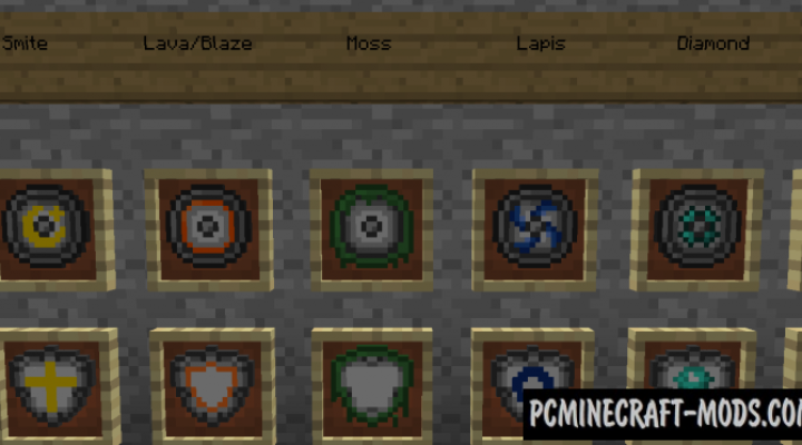 Tinkers' Defense - Armor Mod For Minecraft 1.12.2, 1.7.10