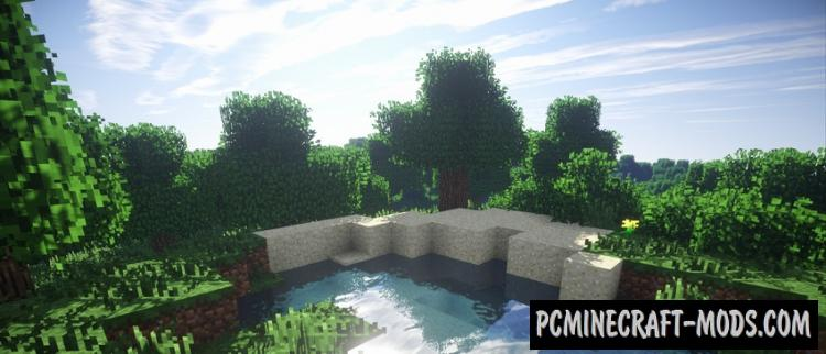 Better Foliage - Shaders Mod For Minecraft 1.12.2