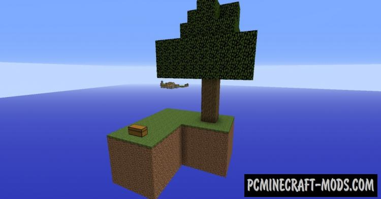 Skyblock X2 - Survival Map For Minecraft