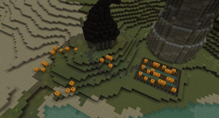 Rapunzel Fairytale - Building Map For Minecraft