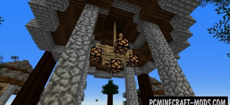 Slendercraft Resource Pack For Minecraft 1.8.9, 1.8