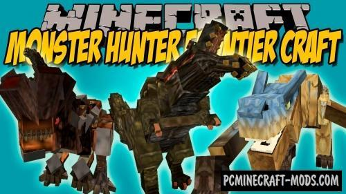 Mob Hunter Mod For Minecraft 1.10.2, 1.9.4, 1.8.9