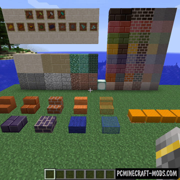 Tim's Expansion - Decor Mod For Minecraft 1.12.2, 1.7.10