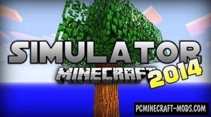 Tree Growing Simulator Mod For Minecraft 1.14.4, 1.12.2