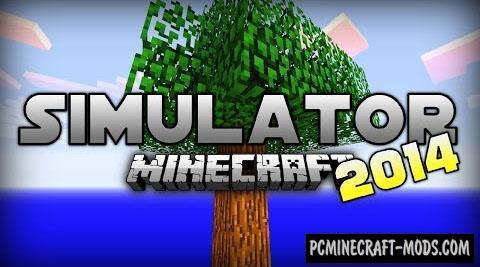 Tree Growing Simulator - Farm Tweak Mod MC 1.16.1, 1.15.2