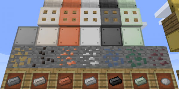 Base Metals Mod For Minecraft 1.12.2, 1.11.2, 1.10.2, 1.9.4