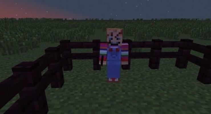 Chucky The Killer Doll Mod For Minecraft 1.7.10