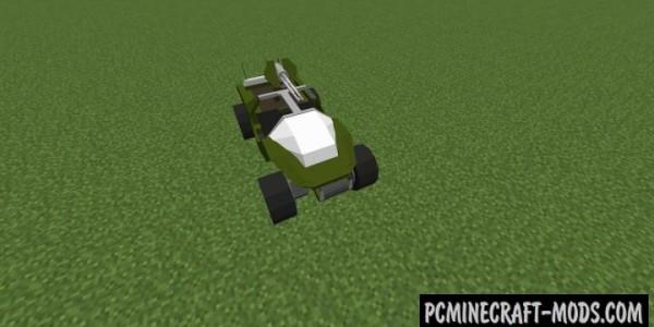 HaloCraft 2.0 Mod For Minecraft 1.10.2, 1.9, 1.8.9